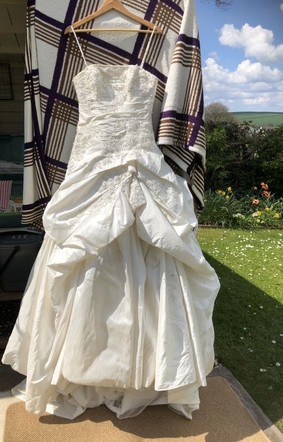 Enzoani | Wedding Dress | Aline | C2499