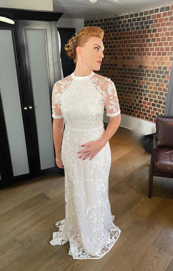 Phase Eight   Wedding Dress   Fishtail   C2430