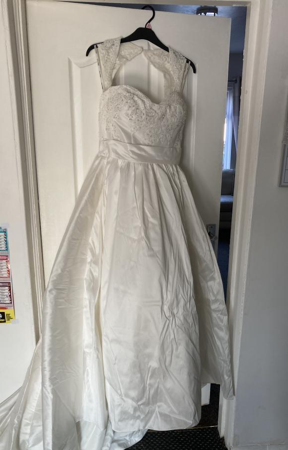 Stella York | Wedding Dress | Aline | C2453