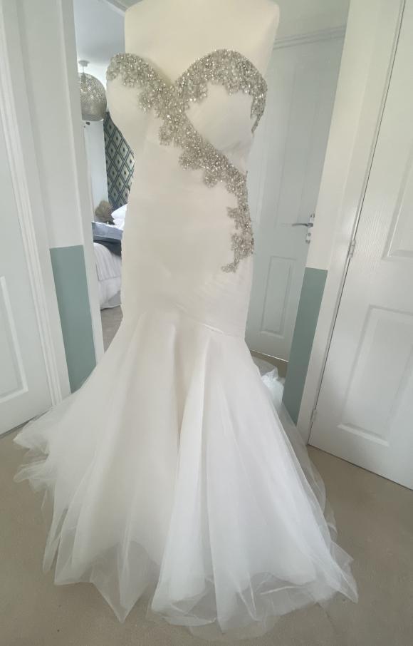 Morilee | Wedding Dress | Fishtail | C2408