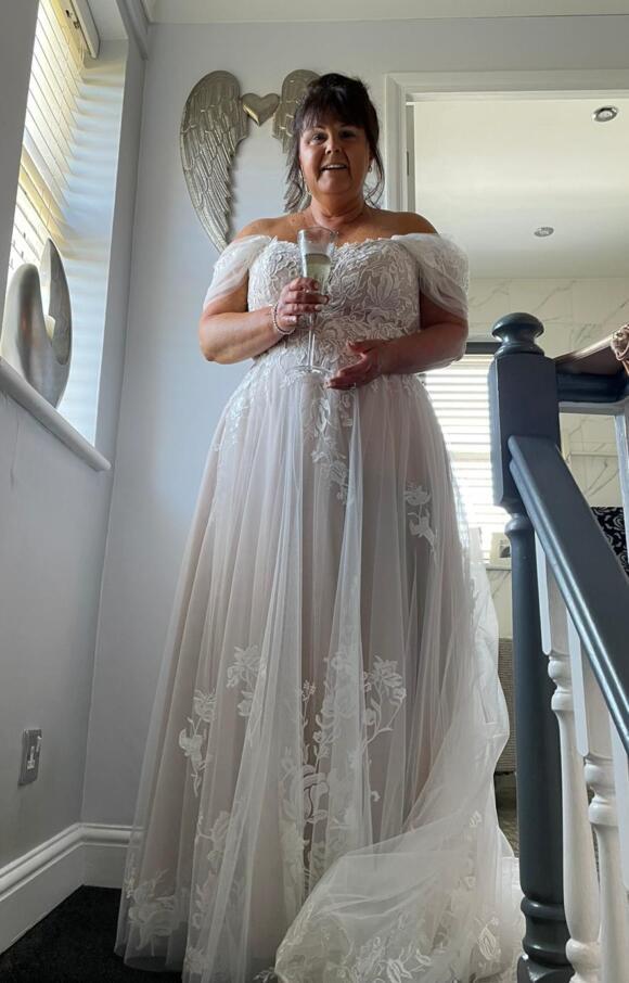Millie May | Wedding Dress | Aline | C2474
