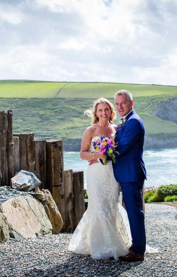 Benjamin Roberts   Wedding Dress   Fishtail   C2426