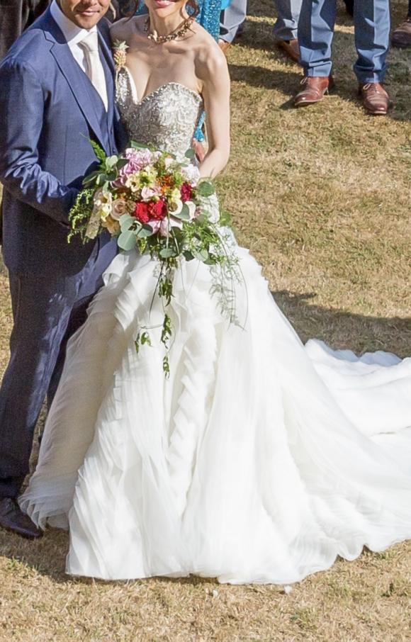 Allure | Wedding Dress | Fishtail | C2435