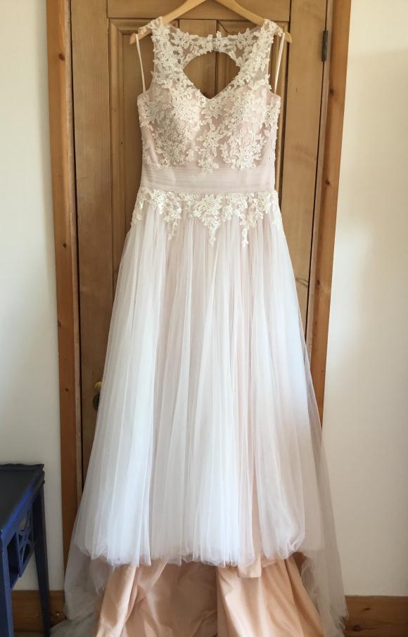 Romantica   Wedding Dress   Aline   C2452