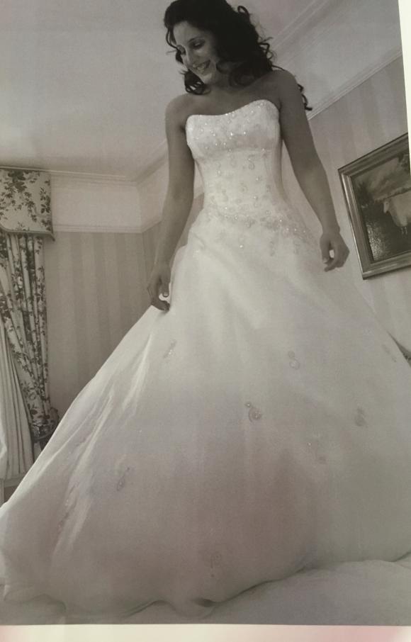 Maggie Sottero | Wedding Dress | Aline | C2433