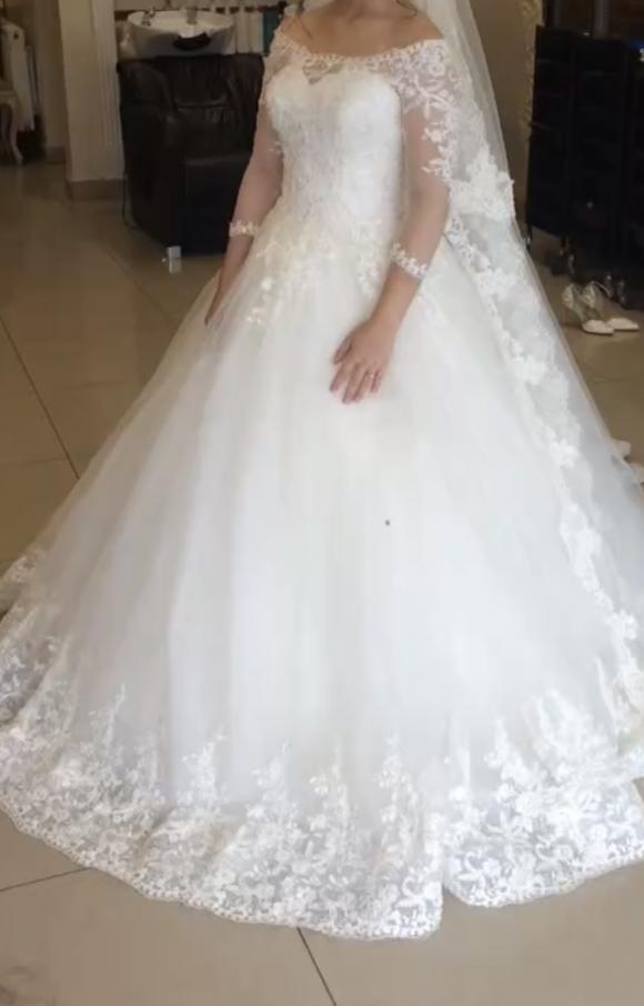 Aysira | Wedding Dress | Aline | C2381