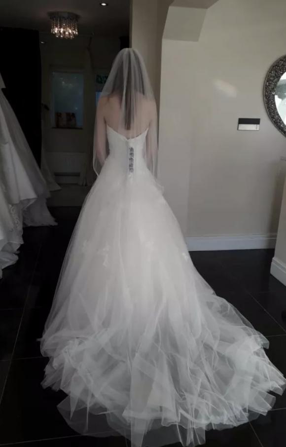 Modeca | Wedding Dress | Aline | C2391