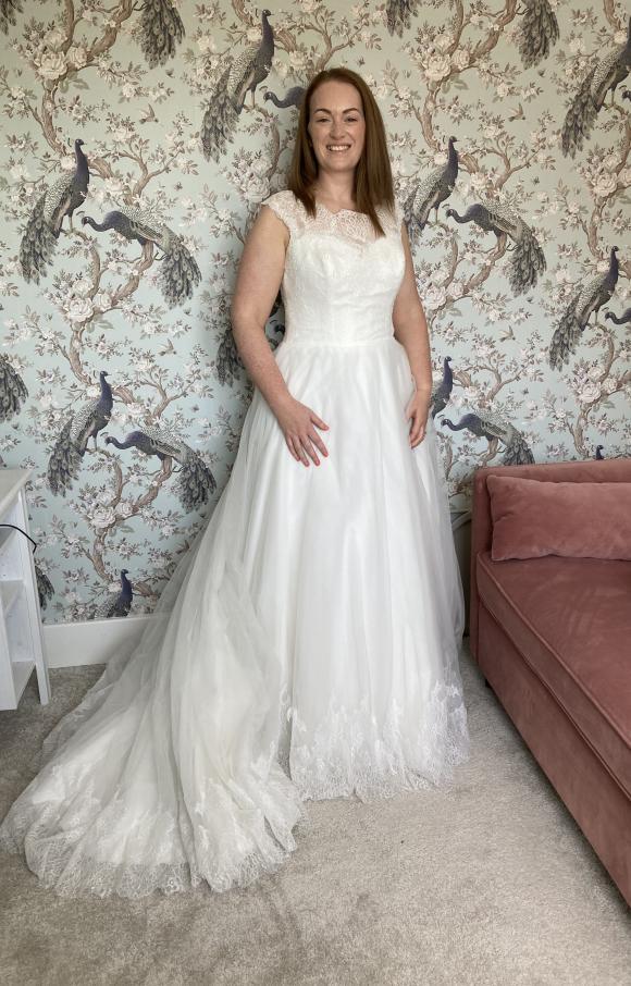 Morilee | Wedding Dress | Aline | C2394