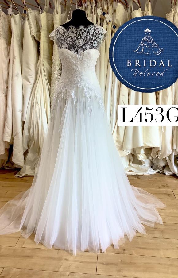 Gemy   Wedding Dress   Aline   L453G