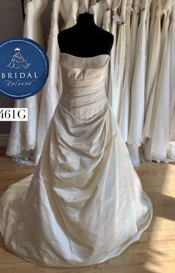 Alan Hannah   Wedding Dress   Aline   L461G