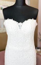 Lillian West | Wedding Dress | Fit to Flare | W1169L