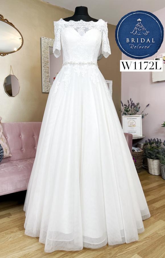 Lou Lou | Wedding Dress | Aline | W1172L