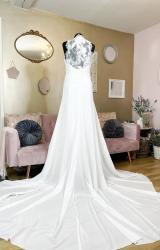 San Patrick   Wedding Dress   Fit to Flare   W1175L
