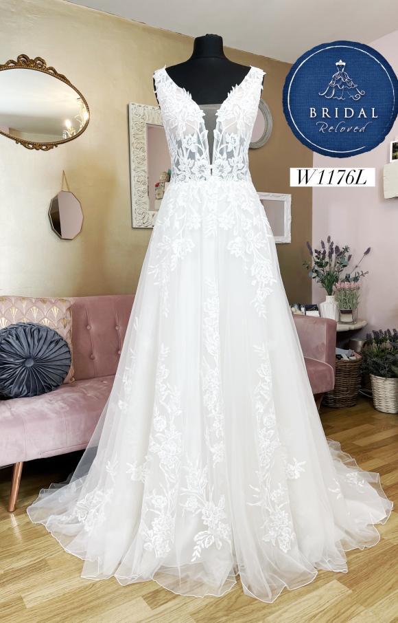Lillian West | Wedding Dress | Aline | W1176L