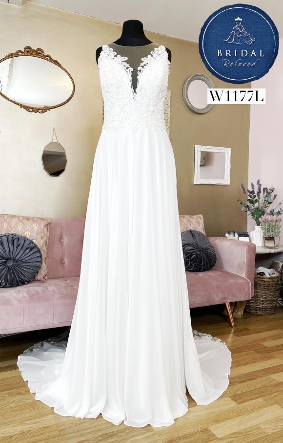 Sophia Tolli | Wedding Dress | Aline | W1177L