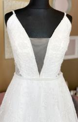 Alessandra Rinaudo | Wedding Dress | Aline | W998L