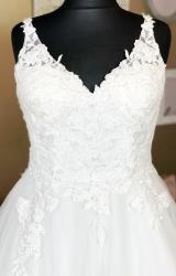 House of Nicholas   Wedding Dress   Aline   W1049L
