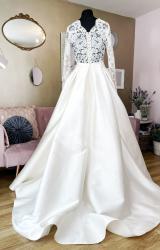 Anne Barge | Wedding Dress | Aline | W1074L