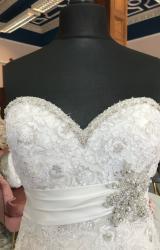 Morilee   Wedding Dress   Fishtail   G85C