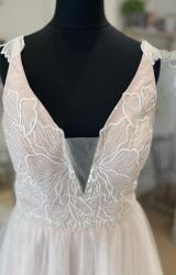 Richard Designs   Wedding Dress   Aline   LE334M