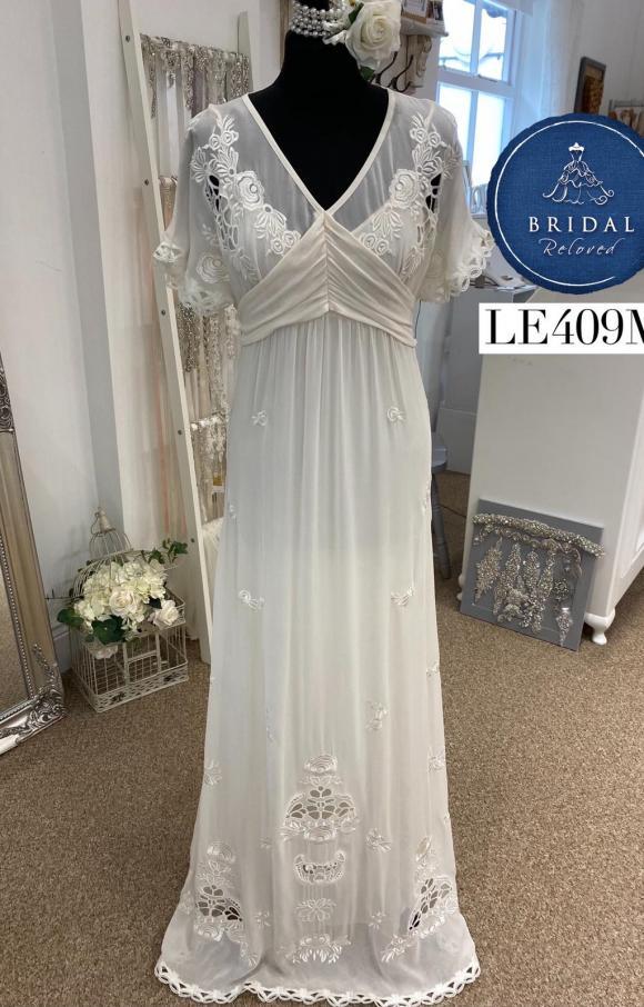 Temperley | Wedding Dress | Empire | LE409M