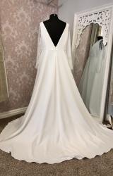 Terra Bridal | Wedding Dress | Aline | Y166E