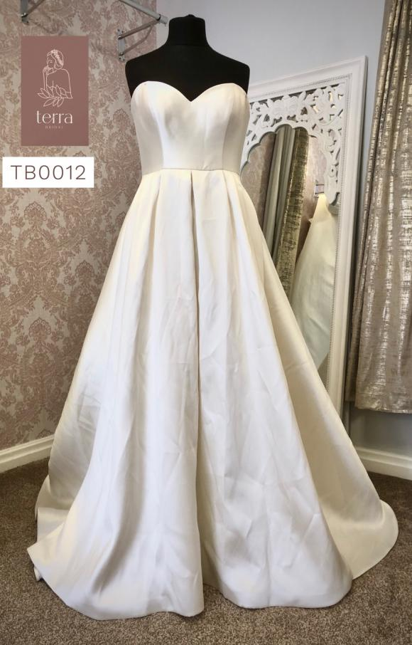 Terra Bridal   Wedding Dress   Aline   TB0012