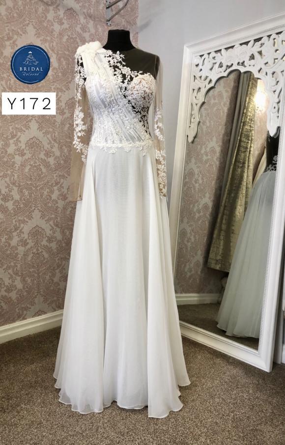 Thimbelinas | Wedding Dress | Aline | Y172