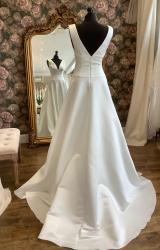 David Fielden   Wedding Dress   Aline   WN129D
