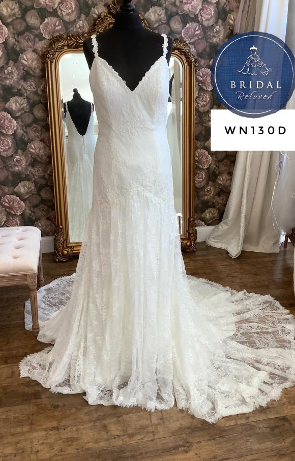 Ivory and Co | Wedding Dress | Fit to Flare | WN130D