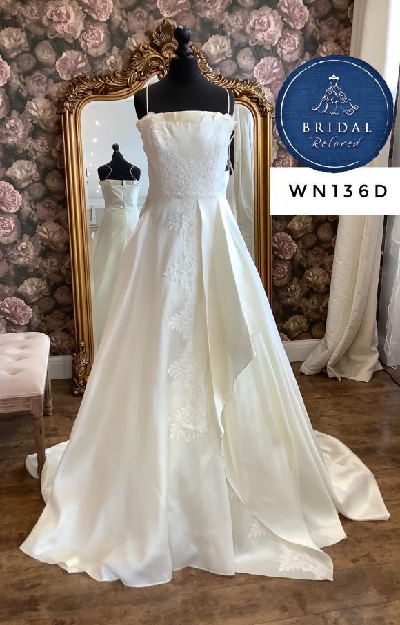 David Fielden | Wedding Dress | Aline | WN136D