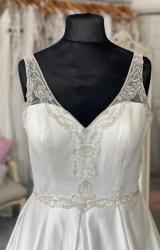 British Bridal | Wedding Dress | Aline | M202S