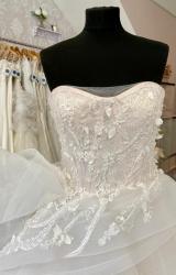 La Sposa | Wedding Dress | Aline | M195S