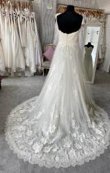 Enzoani | Wedding Dress | Aline | M196S