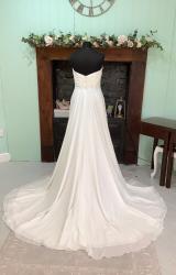 Alfred Angelo | Wedding Dress | Aline | SH100S