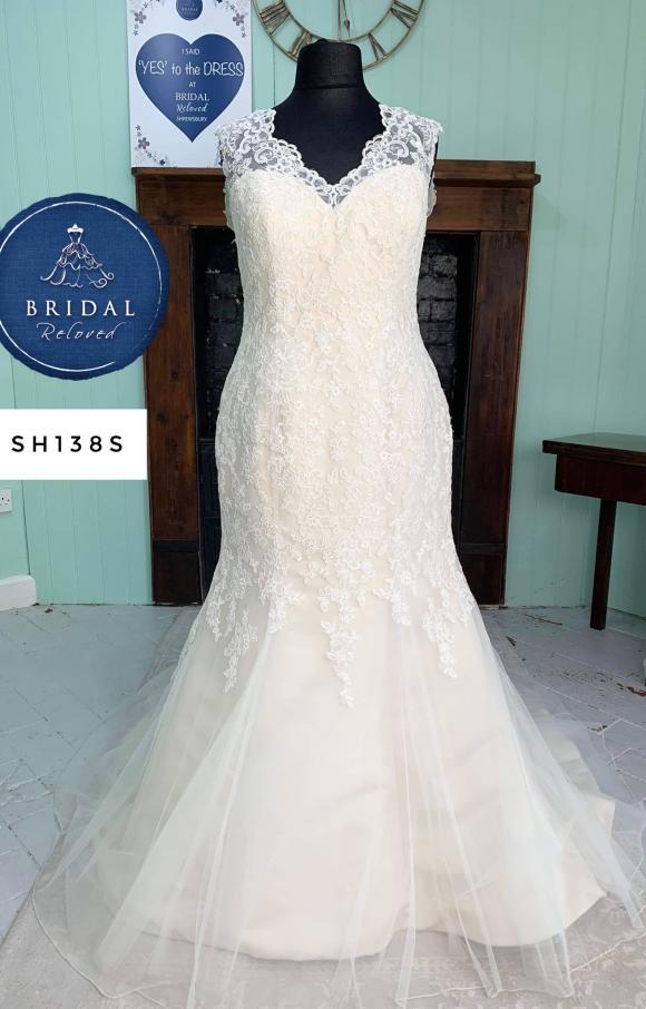 Venus | Wedding Dress | Fit to Flare | SH138S