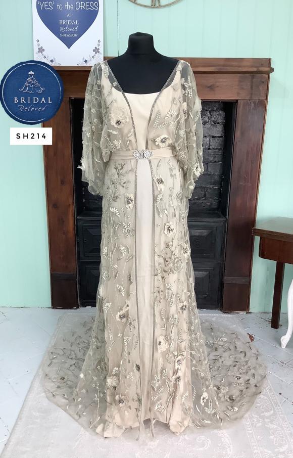 Bowen Dryden | Wedding Dress | Column | SH214