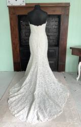 Watters | Wedding Dress | Fit to Flare | SH217S