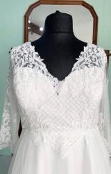 Terra Bridal | Wedding Dress | Aline | SH227T