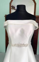 Terra Bridal | Wedding Dress | Aline | SH226T