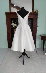 Lou Lou | Wedding Dress | Tea Length | SH246S