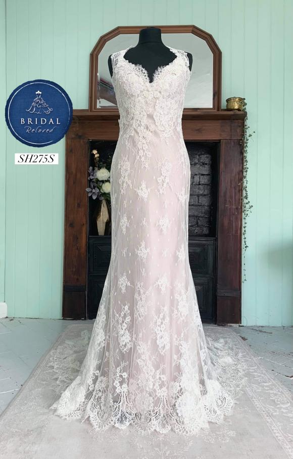 Louise Bentley | Wedding Dress | Fit to Flare | SH275S