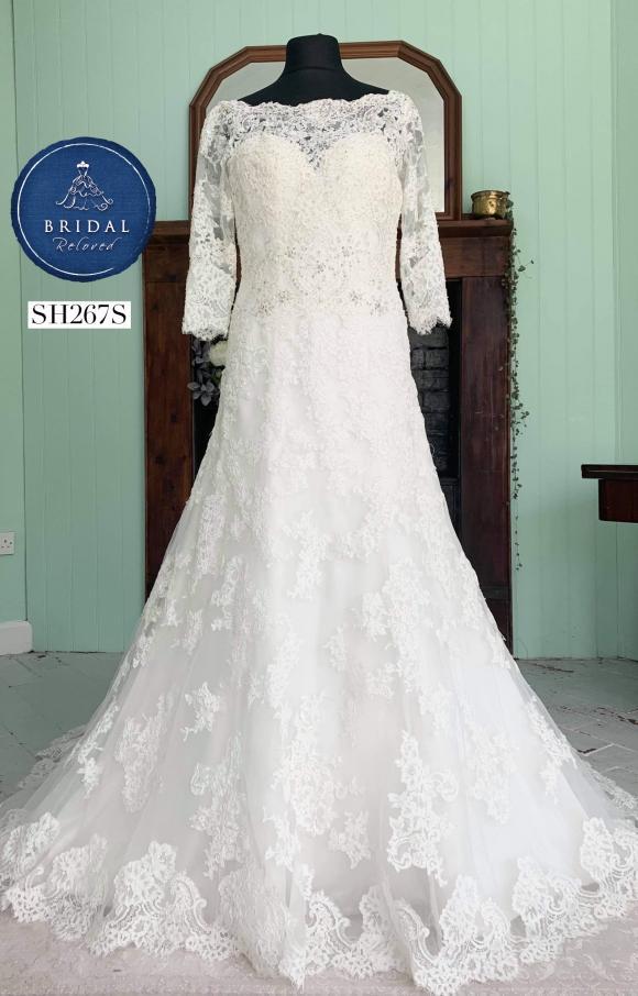 Madeline Gardner | Wedding Dress | Aline | SH267S