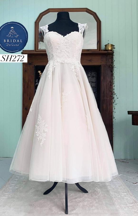 Lou Lou | Wedding Dress | Tea Length | SH272