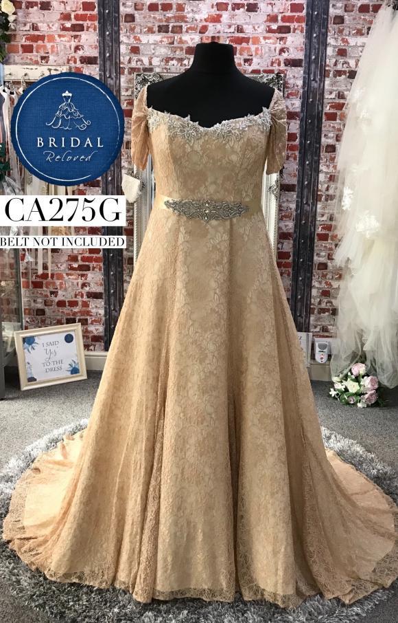 Eternally Yours | Wedding Dress | Aline | CA275G