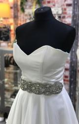 Eternally Yours | Wedding Dress | Aline | CA276G