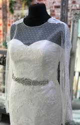 Phil Collins | Wedding Dress | Fishtail | CA280G