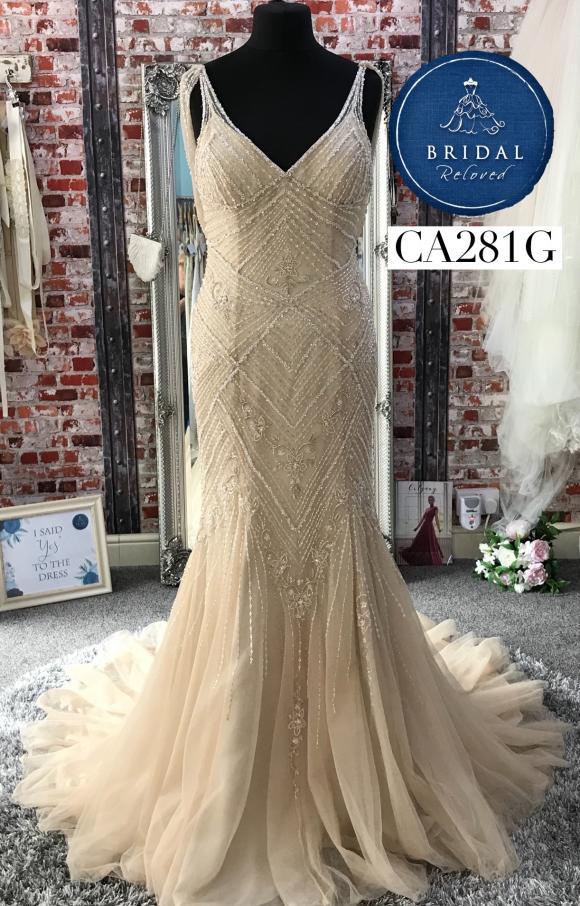 Justin Alexander | Wedding Dress | Fishtail | CA281G