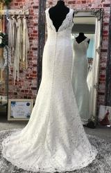 Millie May | Wedding Dress | Fit to Flare | CA282G