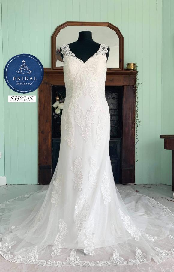 Romantica | Wedding Dress | Fit to Flare | SH274S